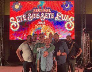 I Parafonè di ritorno dal Portogallo esportando la musica calabrese