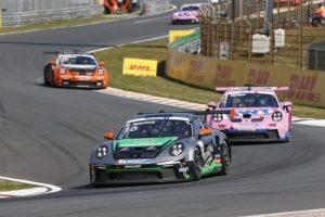 Ottima prova per calabrese Iaquinta al Mondiale Porsche