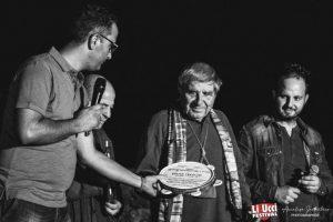 """A Otello Profazio il premio Cultura d'Onore """"Li Ucci Festival"""" in Salento"""