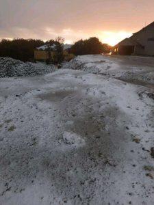 Maltempo – Crollo delle temperature, arriva la prima neve in Calabria
