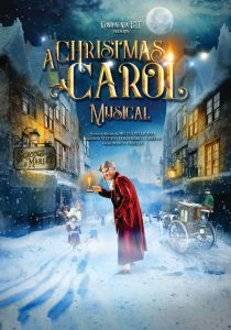 "Arriva in Calabria ""A Christmas Carol Musical"""