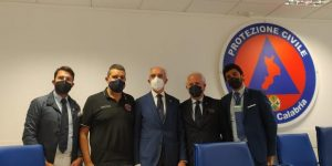 Siglato protocollo d'intesa tra la Protezione Civile Calabria, il Lions e il Leo Club