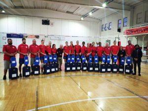 La FS & Partners al fianco della Ranieri International Volley Soverato