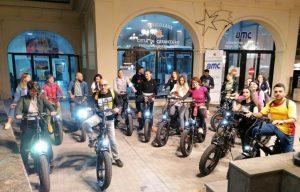 Successo a Catanzaro per le visite guidate in bicicletta