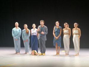 """Successo a Soverato per """"Ramificazioni"""", il primo festival della danza d'autore"""