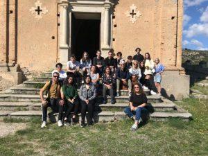 """Resilienza al centro: percorsi Erasmus di consapevolezza all'ITT """"G. Malafarina"""" di Soverato"""