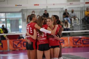 Tre punti del Volley Soverato alla prima della stagione