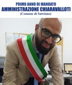 Satriano – Resoconto primo anno di mandato amministrazione Chiaravalloti