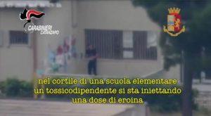 """Operazione """"Drug family"""", market della droga nel quartiere Aranceto di Catanzaro: 30 arresti"""