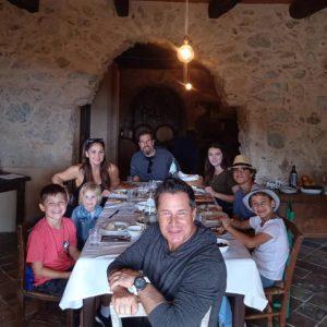 Famiglia italoamericana torna nell'antico borgo d'origine: Badolato